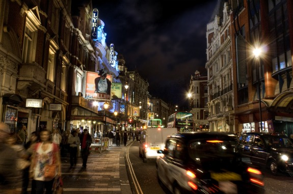 West-End-London-England