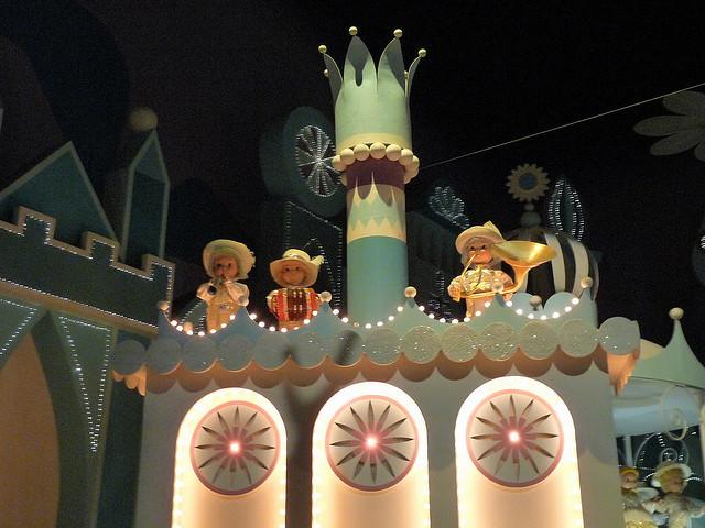 Walt Disney World ride