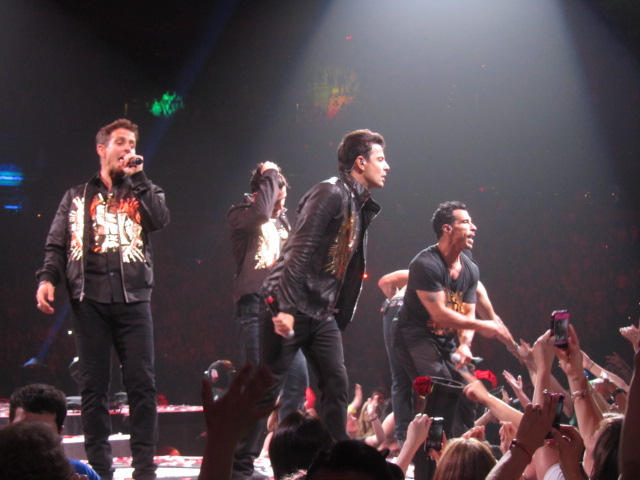 Boyz II Men concert